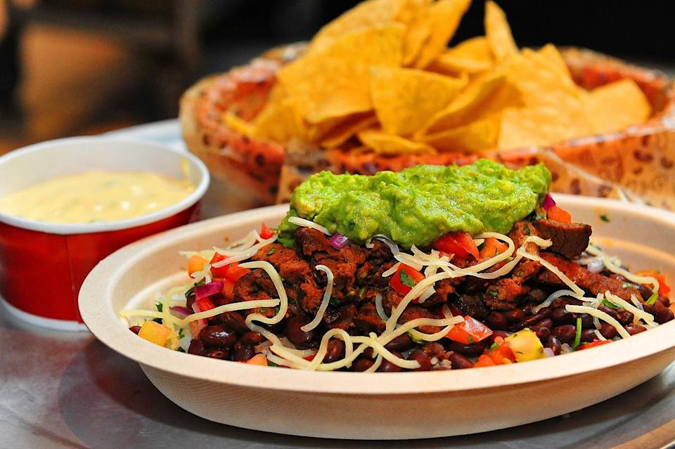 Chipotle Management Says Nearly Half of Sales Were Digital, But Challenges Remain