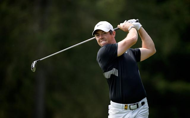 """Northern Ireland's <a class=""""link rapid-noclick-resp"""" href=""""/pga/players/8016/"""" data-ylk=""""slk:Rory McIlroy"""">Rory McIlroy</a> - AFP"""