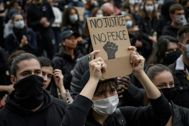 Several Swiss cities saw gatherings against racism and police brutality, including cases of three black men who have died at the hands of Swiss police in recent years