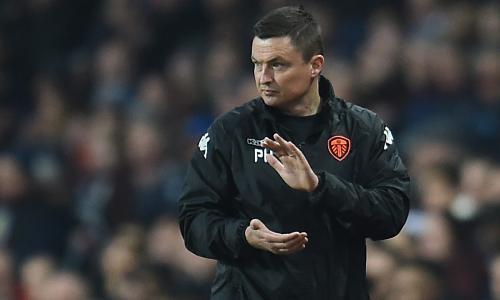 Leeds United sack manager Paul Heckingbottom after 16 games