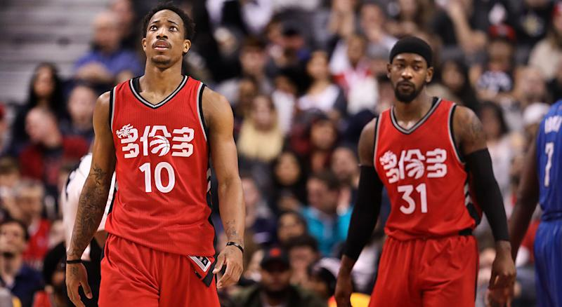 new style 7e247 cf040 A comprehensive ranking of every Toronto Raptors jersey