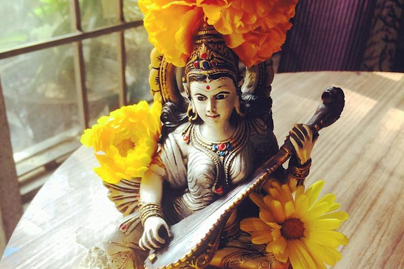 Saraswati Puja 2020: Quotes, Wishes, WhatsApp Messages to Share with Friends
