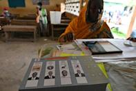 Weeks before the election saw sporadic clashes in the south of the country