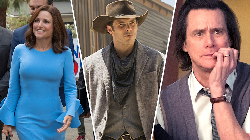 Veep, Westworld and Kidding will all have something for 'Thrones' fans (credit: HBO)
