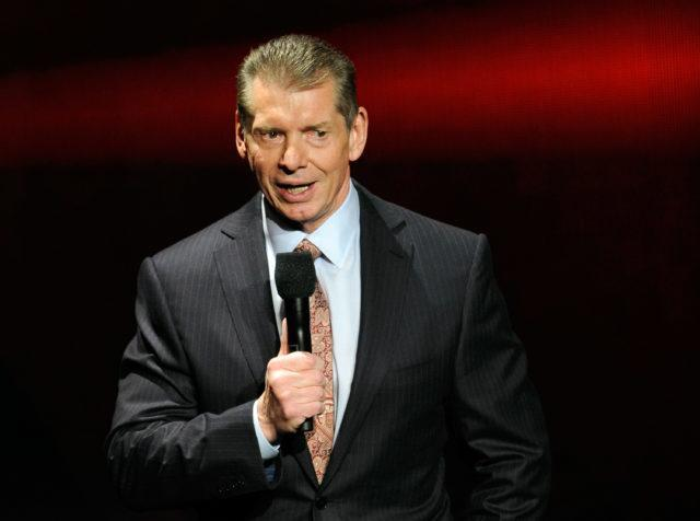 A Florida woman accused Vince McMahon of sexually assaulting her in a tanning salon in 2006. (Photo: Ethan Miller/Getty Images)