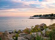 <p><strong>Best camping in Connecticut:</strong> Rocky Neck State Park</p> <p>It's true—swimming in the Long Island Sound, fishing for saltwater bass, and hiking among marshland waterfowl can all be found less than an hour drive from New Haven. After a day spent lounging on white sand beaches, stargaze right from your tent, while serenaded by the pops and crackles of the campfire.</p>