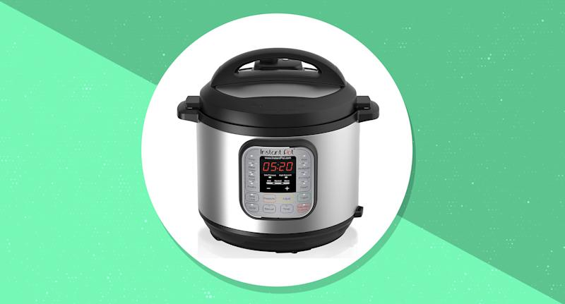 Over 34,000 Amazon shoppers agree: The Instant Pot is a must-have for any kitchen. And it's on sale now! (Photo: Amazon)