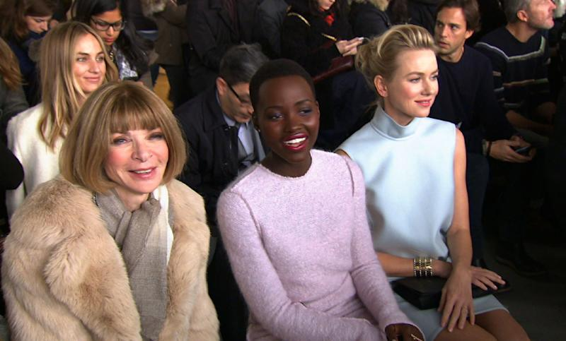 NY Fashion Week ends as snow wreaks fashion havoc