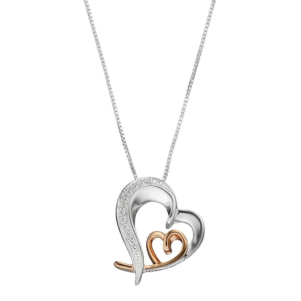 """<br> <br> <strong>Kohl's</strong> """"Grandma"""" Heart Pendant, $, available at <a href=""""https://go.skimresources.com/?id=30283X879131&url=https%3A%2F%2Fwww.kohls.com%2Fproduct%2Fprd-2655372%2FTimeless-Sterling-Silver-Two-Tone-Cubic-Zirconia--Grandma--Heart-Pendant.jsp"""" rel=""""nofollow noopener"""" target=""""_blank"""" data-ylk=""""slk:Kohl's"""" class=""""link rapid-noclick-resp"""">Kohl's</a>"""