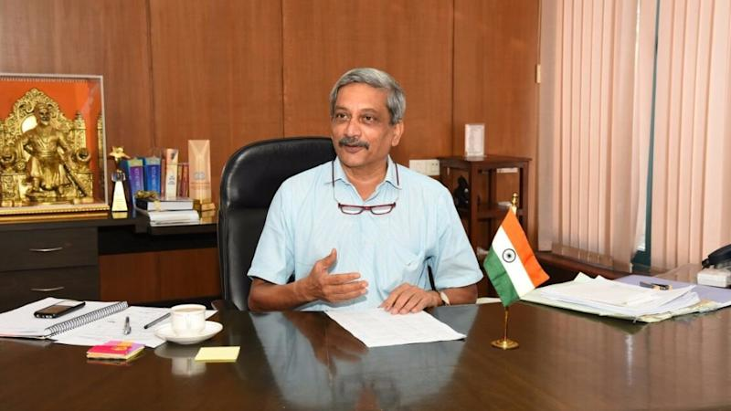 Quit as Def Min Due to 'Pressure' of Issues Like Kashmir: Parrikar
