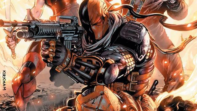 DC anti-hero Deathstroke to get his own solo movie?