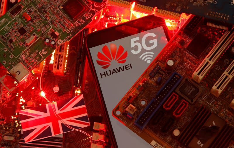 U.S. lawmakers seek to step up pressure on UK to reverse Huawei 5G decision