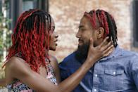 """<p>In this heartfelt reality show, couples who have always wanted to have a <a class=""""link rapid-noclick-resp"""" href=""""https://www.popsugar.co.uk/tag/Wedding"""" rel=""""nofollow noopener"""" target=""""_blank"""" data-ylk=""""slk:wedding"""">wedding</a> but have been unable to make it happen are joined by three men who make their dreams a reality. Interior designer Jeremiah Brent, fashion designer Thai Nguyen, and chef Gabriele Bertaccini make their weddings happen in less than a week.</p> <p><a href=""""https://www.netflix.com/search?q=Say%20I%20Do&amp;jbv=81014405"""" class=""""link rapid-noclick-resp"""" rel=""""nofollow noopener"""" target=""""_blank"""" data-ylk=""""slk:Watch Say I Do on Netflix now."""">Watch <strong>Say I Do</strong> on Netflix now.</a></p>"""