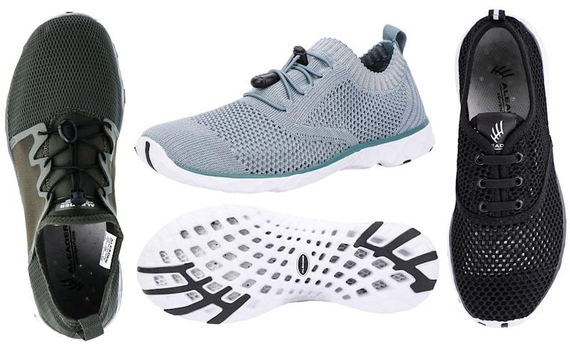 5431c014301c These  30 Knit Sneakers Are Secretly Water Shoes — and Amazon ...