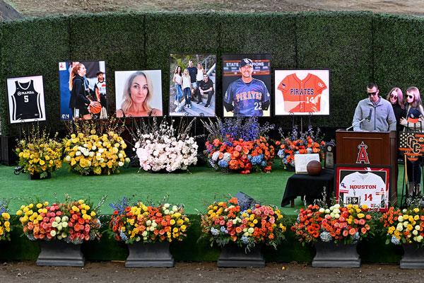 I'm Thinking Of Those 5 Grieving Families Now More Than Ever: Memorial for crash vitims