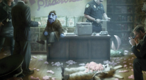 <p>The Jim Henson Company is behind one of the year's most daring feature ideas: a dark, neo-noir satire about a puppet private eye (Bill Barretta) tracking a serial killer in a world where humans and puppets live side by side. The film's nonpuppet stars include Melissa McCarthy, Maya Rudolph, and Elizabeth Banks. (STX) </p>