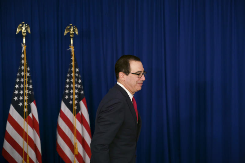USA  open to lifting sanctions off aluminum giant Rusal - Mnuchin