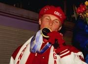 """<p>Snowboarding made a controversial debut as an Olympic sport when its first gold medalist, <a href=""""https://www.skiinghistory.org/news/2018-winter-olympics-ross-rebagliati-20-years-later"""" rel=""""nofollow noopener"""" target=""""_blank"""" data-ylk=""""slk:Canadian athlete Ross Rebagliati, was disqualified following a routine drug test"""" class=""""link rapid-noclick-resp"""">Canadian athlete Ross Rebagliati, was disqualified following a routine drug test</a> after the race. He failed due to the test showing traces of marijuana, was arrested and then re-awarded the gold medal after the court ruled this drug wasn't part of the banned list of substances.</p>"""