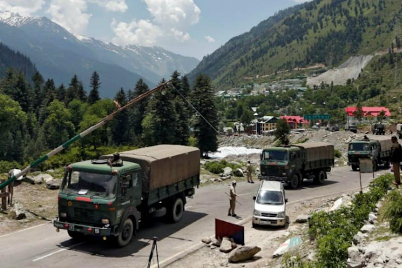 Chinese Military Withdraws Troops, Removes Structures in Hot Springs in Eastern Ladakh: Sources