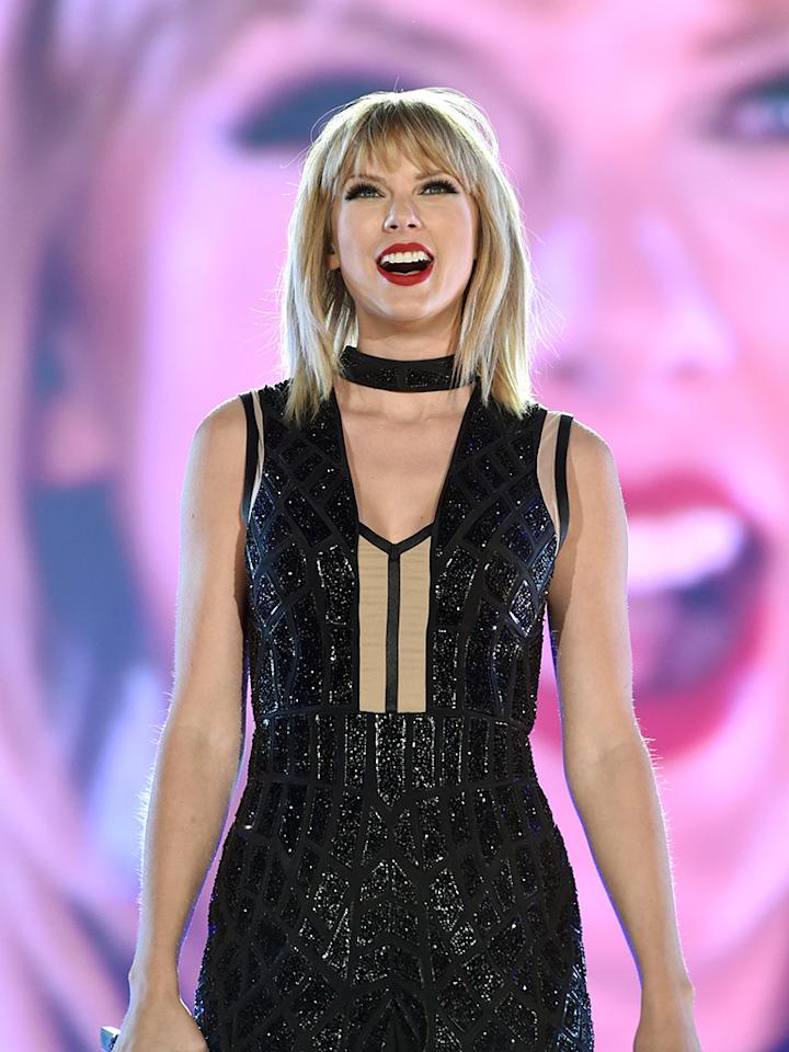 "<p>It goes without saying — for at least the past decade — that any year in music news will contain plenty of notifications regarding Taylor Swift. That held true for 2016, as Swift continued her seemingly effortless march of domination. Although she weathered a bit of kerfuffle regarding her feud with Kanye West over his ""Famous"" lyrics, and endured gossip in June upon her breakup with DJ boyfriend Calvin Harris, the rest of the year proceeded in usual victorious fashion. In November, the former country girl made an appearance at the Country Music Association Awards, presenting Garth Brooks with the trophy for the Entertainer of the Year Award. In news that likely shocked nobody, she also topped the list of Forbes's top-paid celebrities and highest paid musicians for the year. Finally, Swift tied up 2016 by releasing a surprise duet with former One Direction member Zayn Malik, ""I Don't Wanna Live Forever,"" for the upcoming ""50 Shades Darker"" soundtrack. (Photo: John Shearer/LP5/Getty Images for TAS) </p>"
