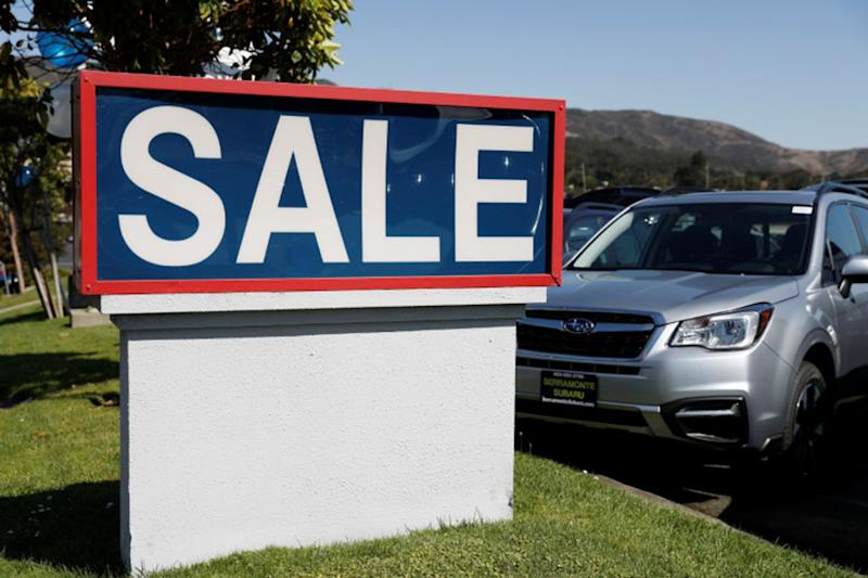 Automobiles Drive US Retail Sales Higher in March