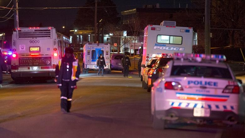 Innocent bystander among 2 dead in shooting at North York bowling alley, police say