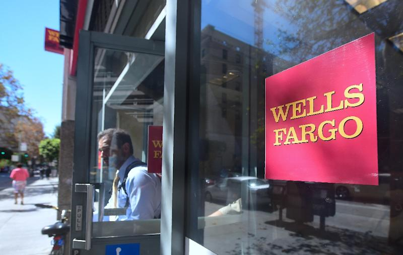 Wells Fargo, already suffering from a scandal over thousands of bogus accounts opened to boost its business, has until March 31 to submit a revised plan to fix the deficiencies identified in its living will (AFP Photo/FREDERIC J BROWN)