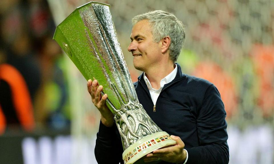 José Mourinho delivered a Europa League in 2017 but it was one of only three trophies won in Ed Woodward's eight-year tenure.