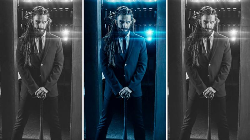 Ranveer Singh Shocks and Wows in This Latest Pic