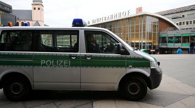Cologne Police have made five arrests in relation to the New Year's Eve assaults. Picture: Reuters.
