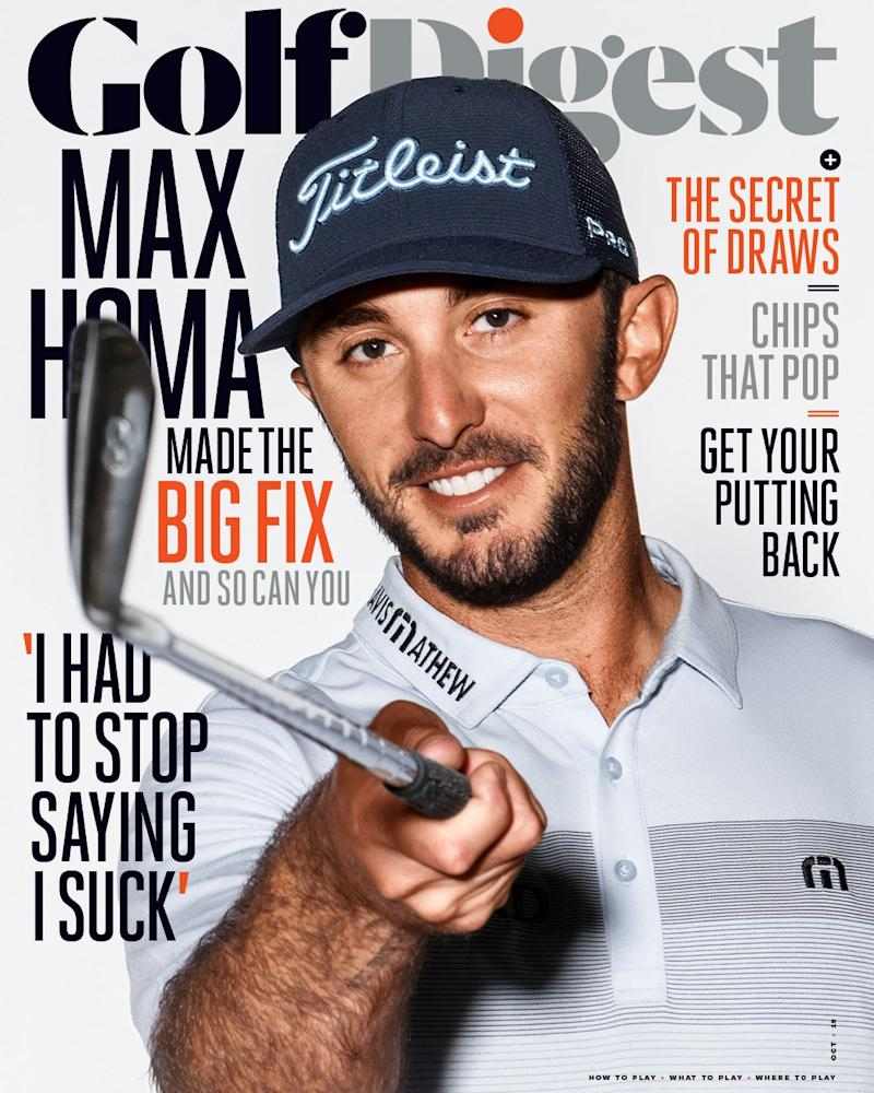 """""""Max Homa TravisMathew Cover Outfit Giveaway"""" OFFICIAL SWEEPSTAKES RULES"""