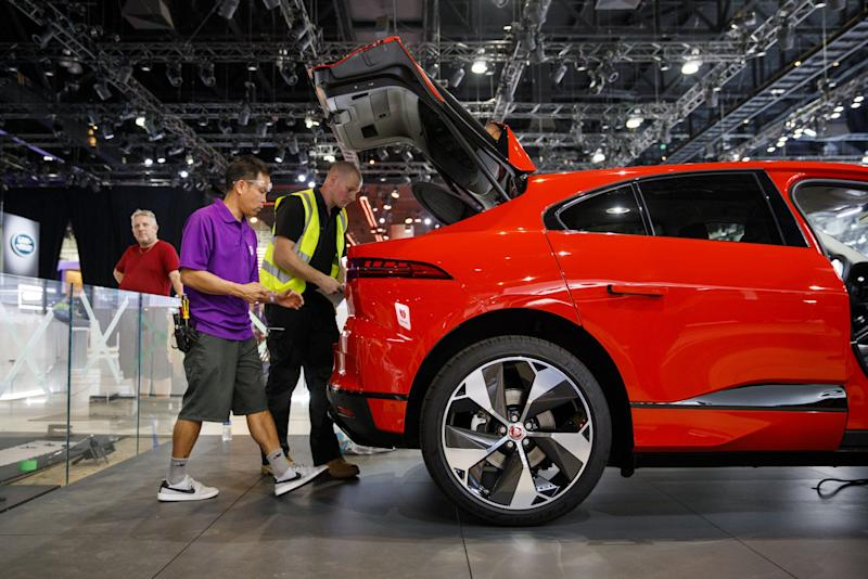 Jaguar Counts on China Recovery to Bolster Return to Profit