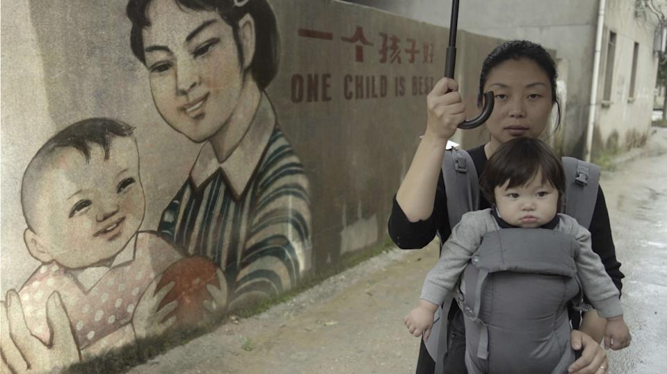 Director Nanfu Wang explores the legacy of China's one-child policy in 'One Child Nation' (Photo: Amazon Studios / courtesy Everett Collection)
