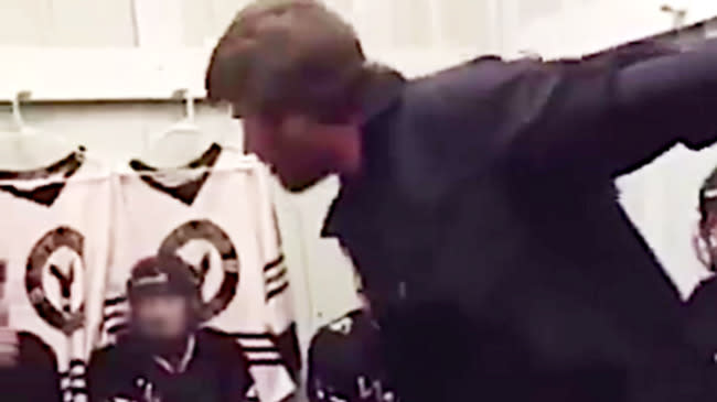 Hockey Coach Gives Kids Outrageously Obscene Pep Talk, Gets Canned