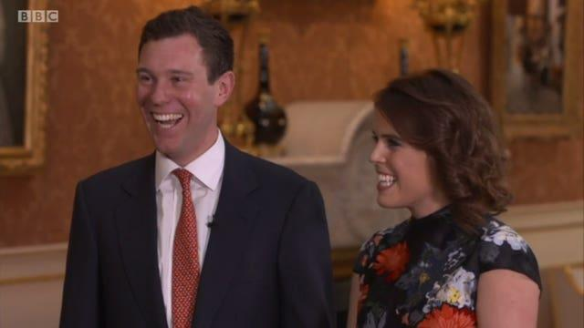 Jack and Eugenie