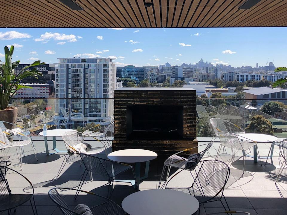 <p>Citadines Connect in Sydney: a better class of airport hotel</p> (Supplied)