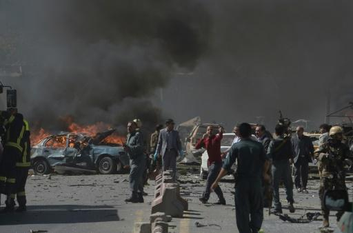 BBC says driver killed, four journalists injured in Kabul attack