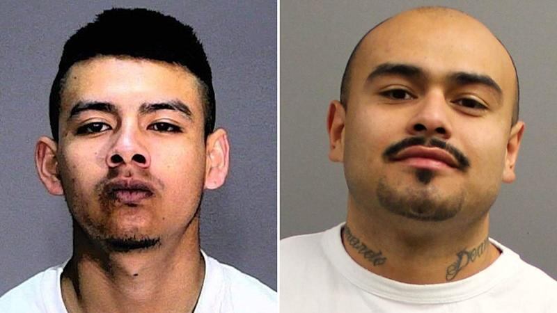 Luis Alfredo Cortez Mendoza (left) and Angel Sardina-Padilla (right) Source: Washington County Jail/ Courtesy of state Department of Corrections