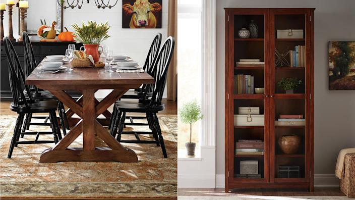 The Home Depot's Cyber Week sales can help you furnish the dining room of your dreams.