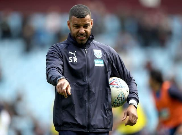 Steven Reid played for West Brom before later joining their coaching staff (Nick Potts/PA)