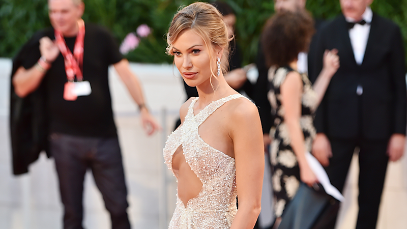 Less has been more at the Venice Film Festival in terms of fashion. Photo: Getty
