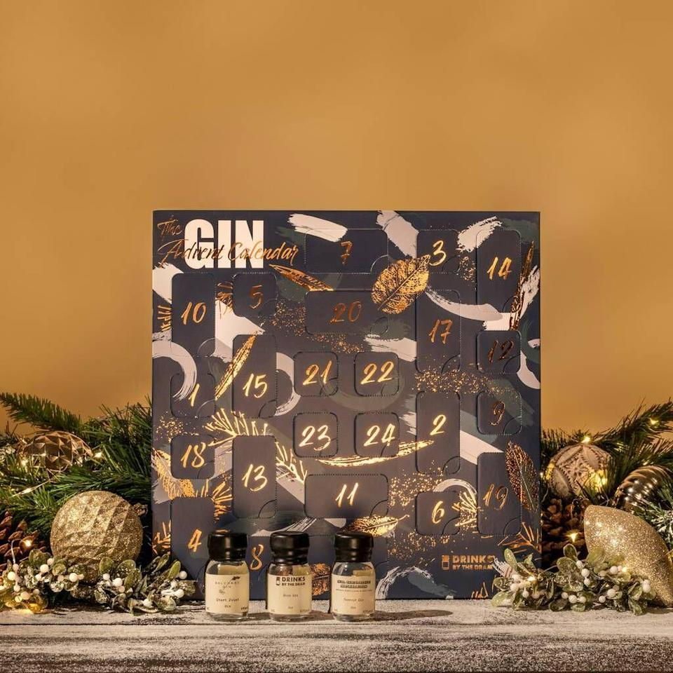 """<p><a class=""""link rapid-noclick-resp"""" href=""""https://go.redirectingat.com?id=127X1599956&url=https%3A%2F%2Fwww.notonthehighstreet.com%2Fmasterofmalt%2Fproduct%2Fgin-advent-calendar-2019&sref=https%3A%2F%2Fwww.housebeautiful.com%2Fuk%2Flifestyle%2Fshopping%2Fg150%2Falternative-advent-calendar%2F"""" rel=""""nofollow noopener"""" target=""""_blank"""" data-ylk=""""slk:BUY NOW"""">BUY NOW</a> £124.95 via Notonthehighstreet.com</p><p>With an ultra festive design, this Gin Advent Calendar includes 24 different wax-sealed glass drams by 23 distilleries from 7 countries. It's a must-have for gin lovers.</p>"""