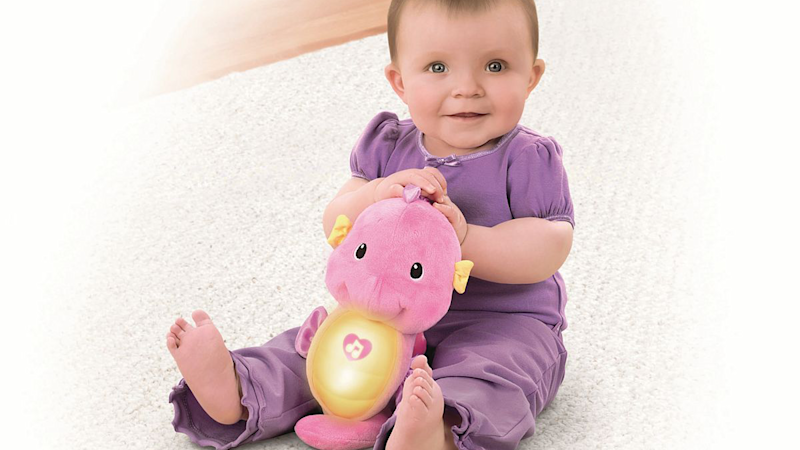 Best gifts for babies: A singing seahorse to help them sleep