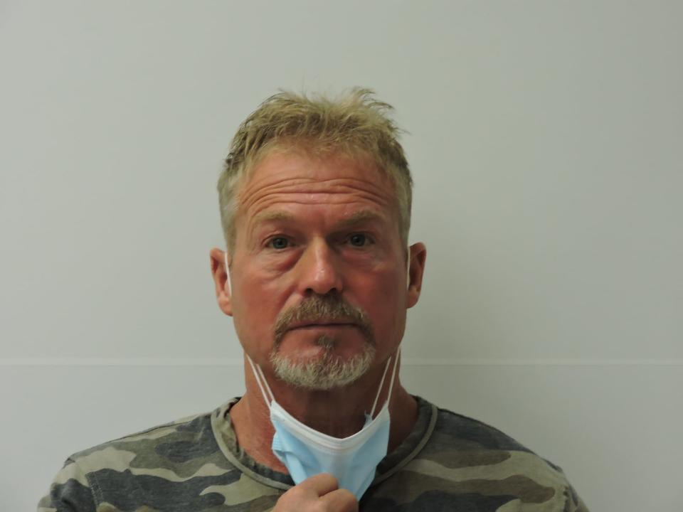 Barry Morphew, 53, is pictured.
