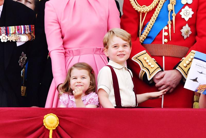 Prince George's Obsession with the Police Is Only Getting Stronger