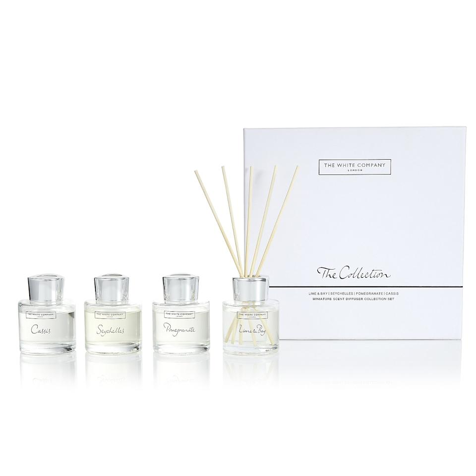 "<p><a rel=""nofollow"">The White Company, £40</a> </p>"