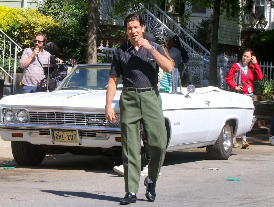 <p>Fuck it. I'm sold. Give Jon Bernthal the Academy Award and call it a day. </p>