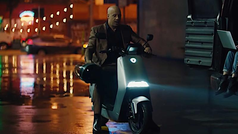 Vin Diesel Yadea G5 Electric Scooter