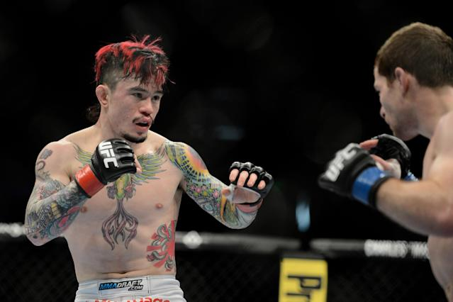 Scott Jorgensen wants rematch after headbutt, loss