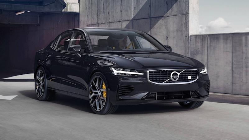 Volvo S60 Polestar >> Volvo S60 Polestar Engineered Limited To 20 Examples In U S